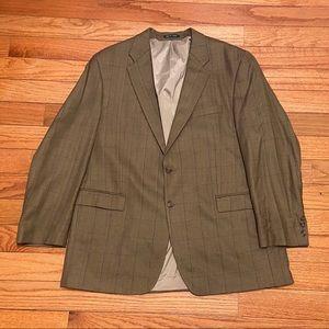 LAUREN RALPH LAUREN 100% Wool Men Blazer